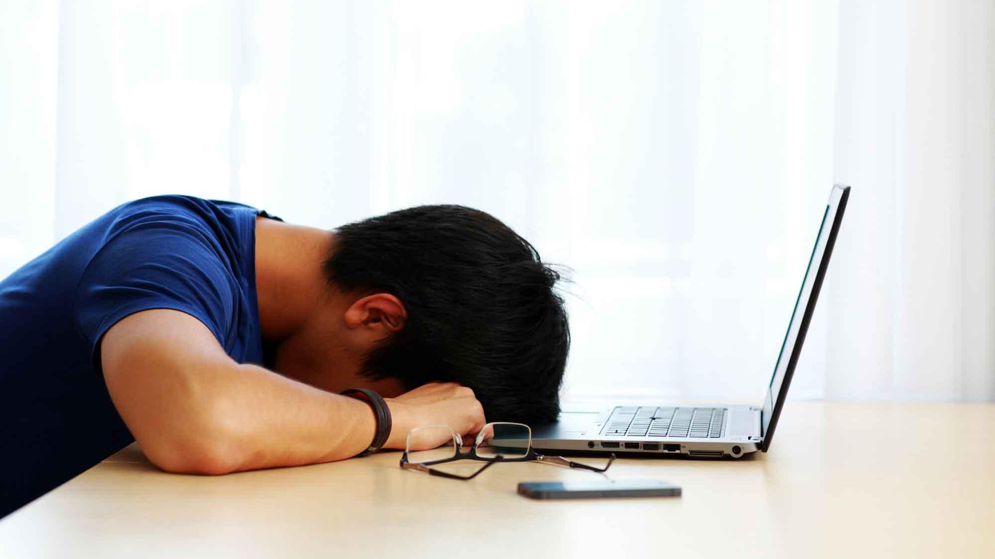 Online Seminar: Schnelle Hilfe aus dem Burnout