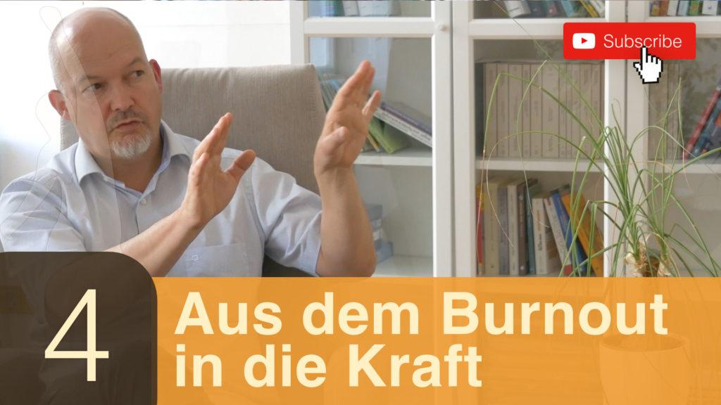 Neues Video: Wie helfe ich mir bei Burnout