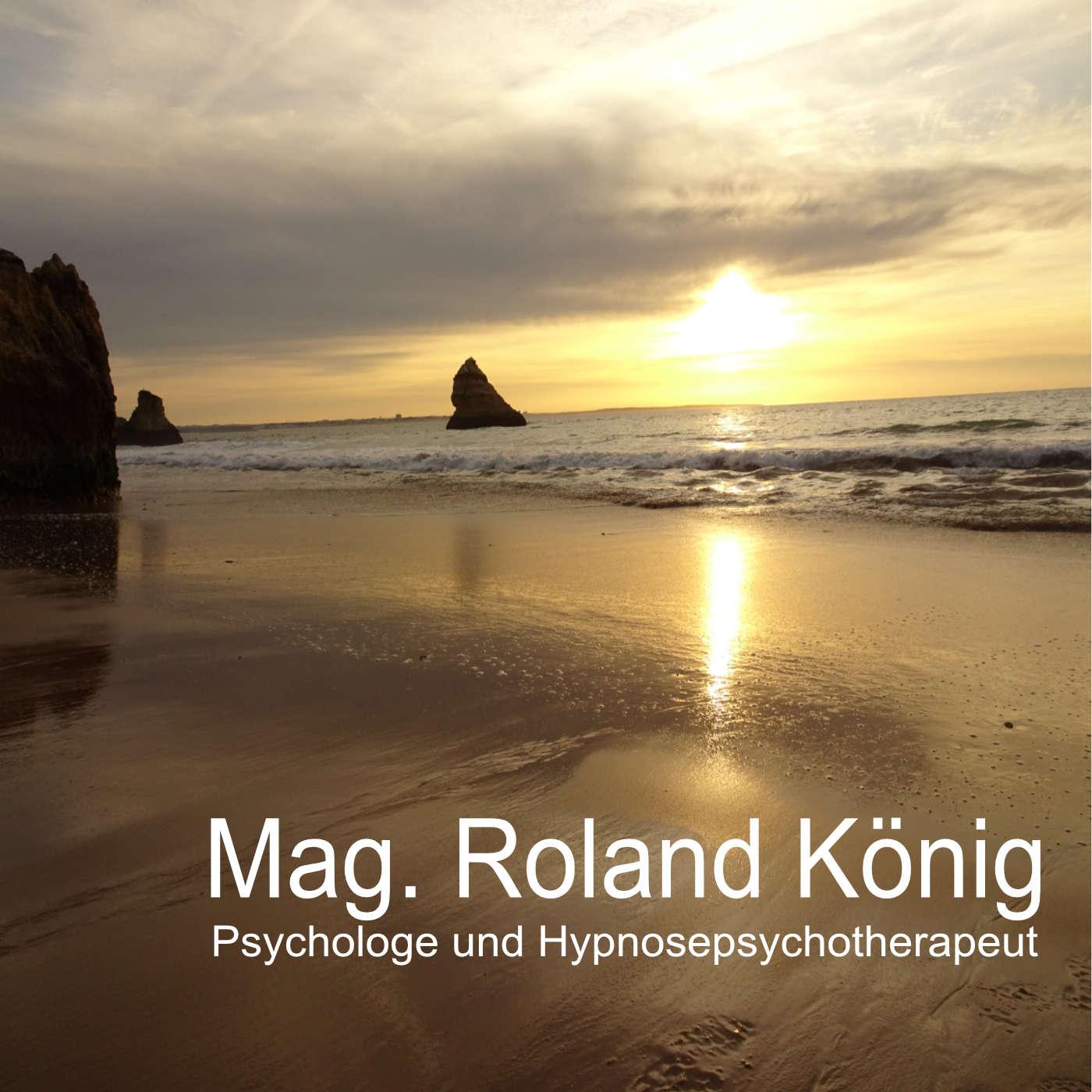 Hypnosen und Tipps zum Wohlfühlen - Psychologe Mag. Roland König